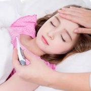 درمان تب در طب سنتی