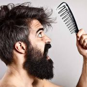 علائم ریزش موی غیر طبیعی