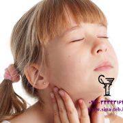 درمان گلو درد در کودکان