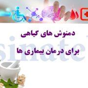 دمنوش های گیاهی برای درمان بیماری ها