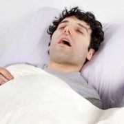 خر و پف کردن در خواب