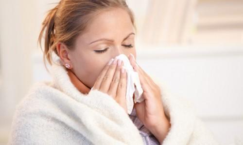 شیوع سرماخوردگی در فصل سرما