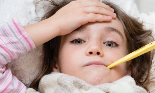 تب های مکرر و سرماخوردگی های کودکان