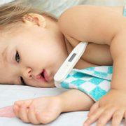 تب و درمان آن در کودکان