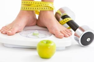 تاثیر اضافه وزن بر سلامتی مردان