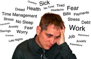 اضطراب و اختلالات اضطرابی