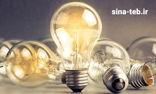 خطرات و بیماری های لامپ های کم مصرف برای بدن