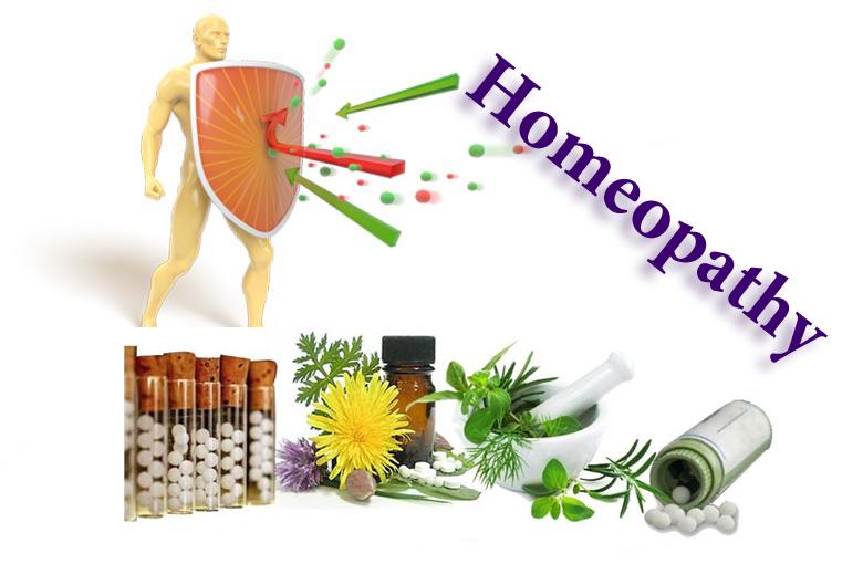 هدف درمان هومیوپاتی ،شناخت و درمان ناهنجاري ايجاد شده دربدن