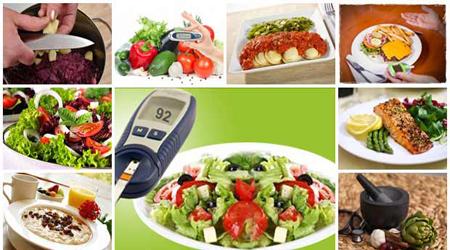 ورزش و رژیم غذایی مناسب در درمان دیابت