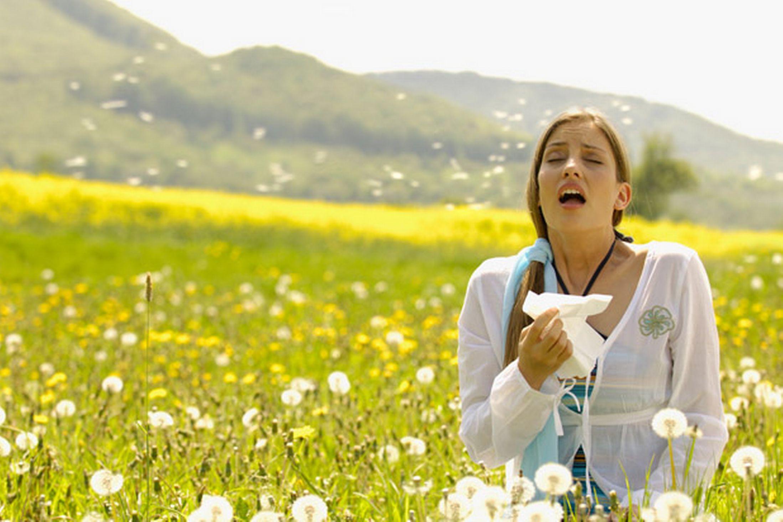 آلرژی فصلی در بهار و درمان آن
