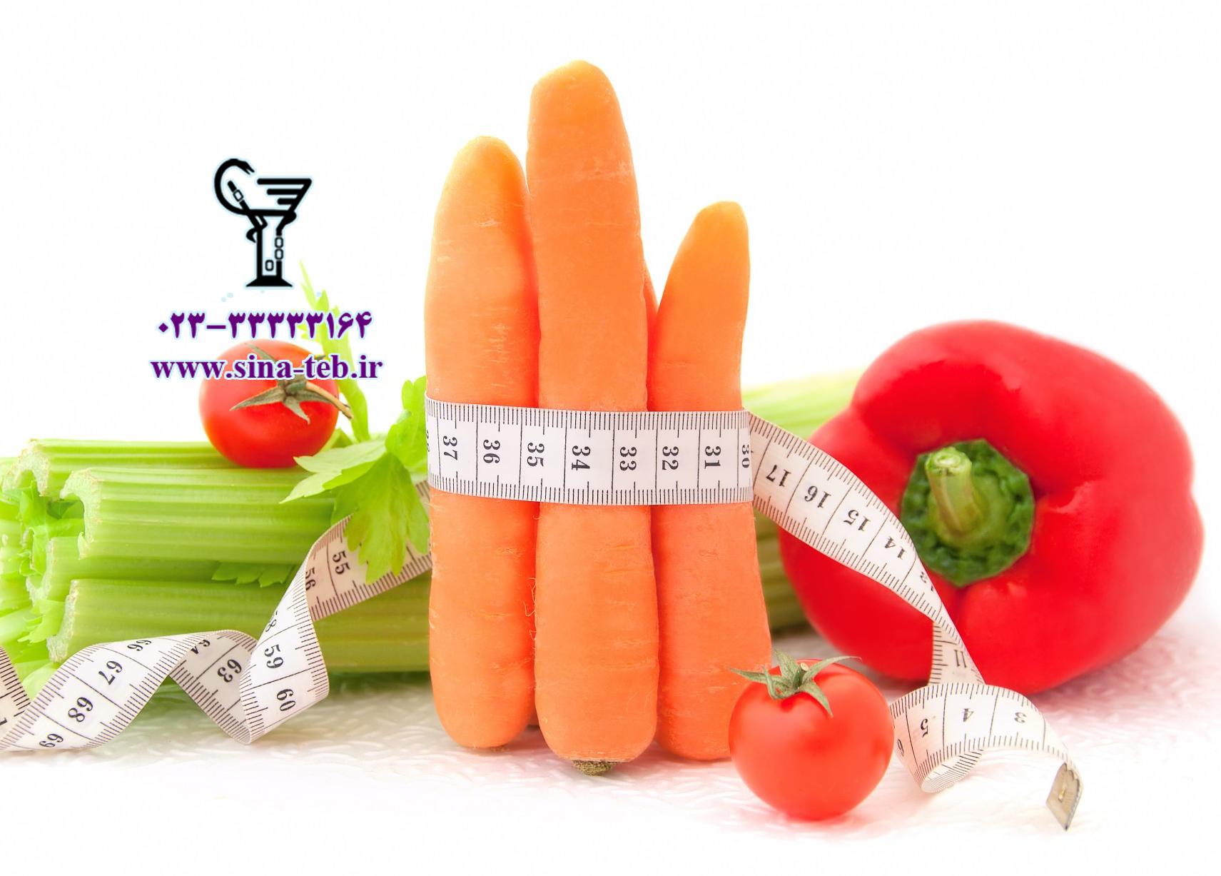 درمان چاقی و نسخه اى مجرب برای لاغر شدن