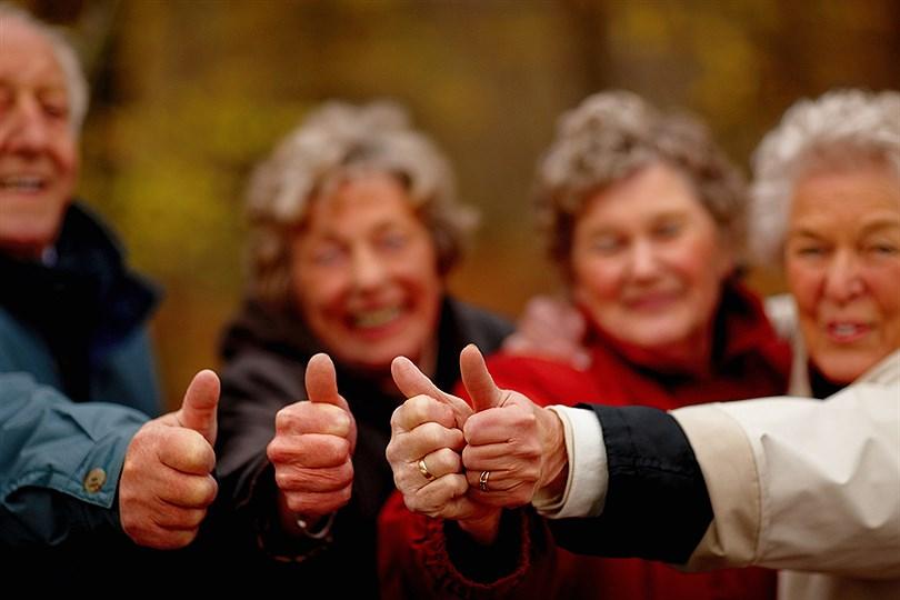 نكاتی برای حفظ سلامت روحی و جسمی افراد مسن